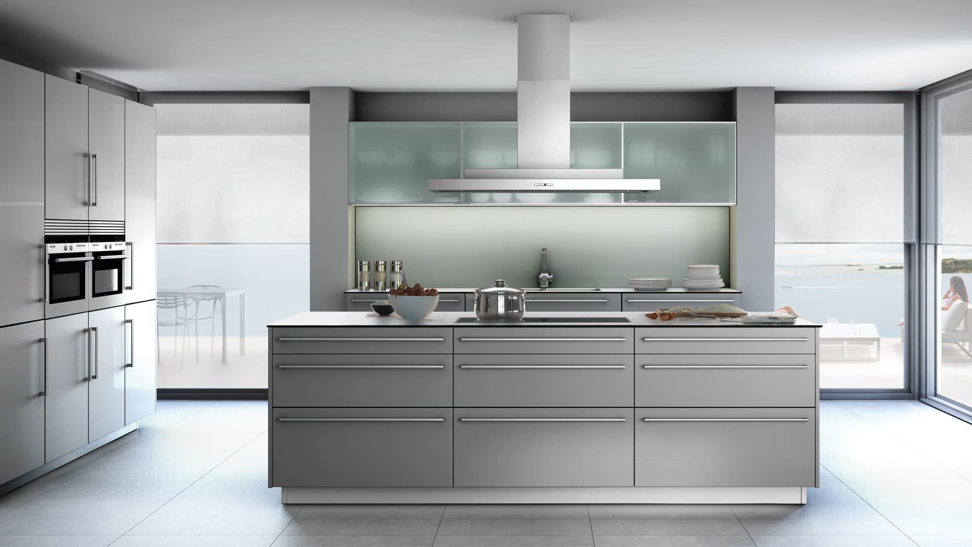 Comment choisir entre le fond de hotte ou la crédence de cuisine ?